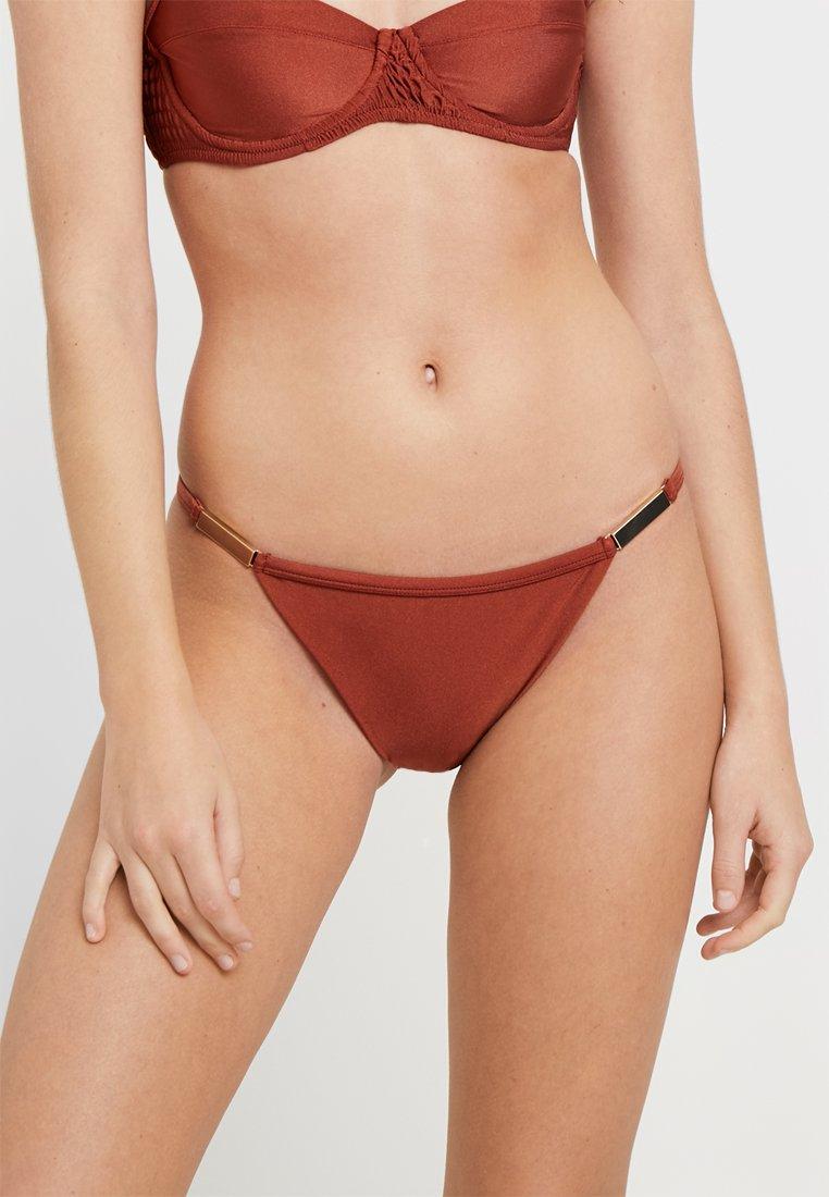 River Island - Bikini-Hose - brown