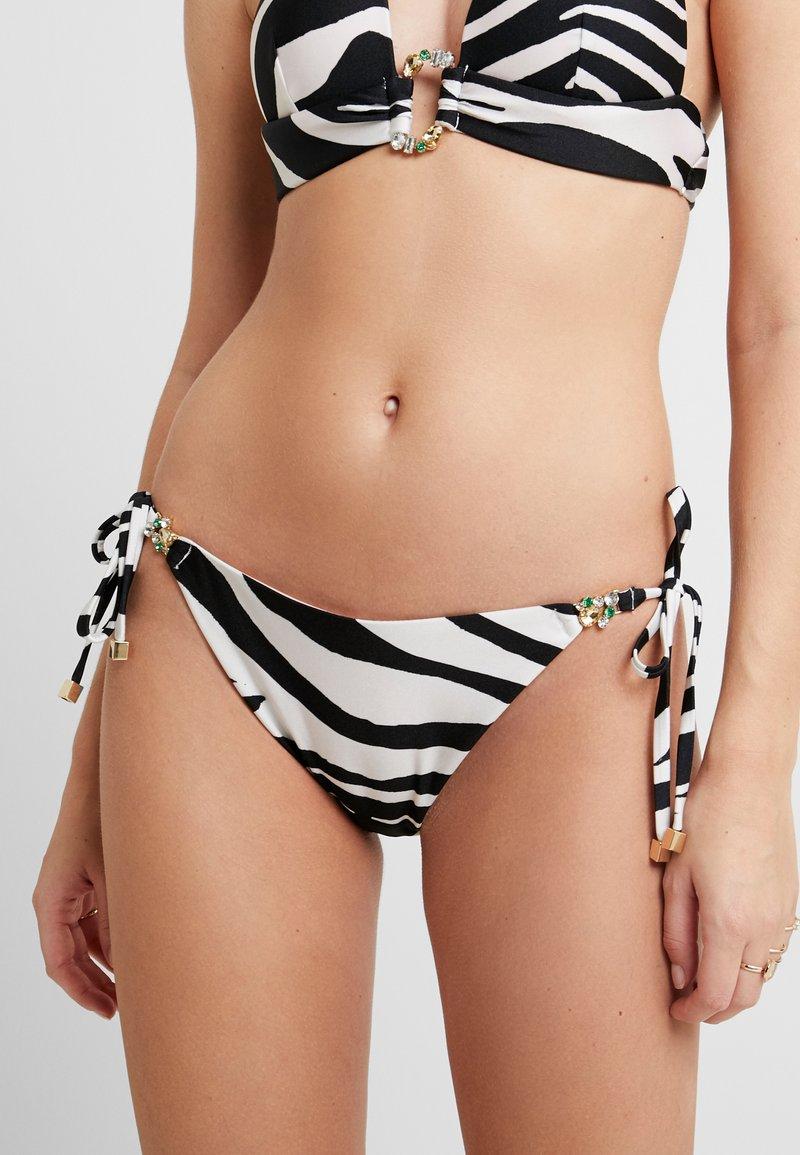 River Island - Bikini bottoms - white