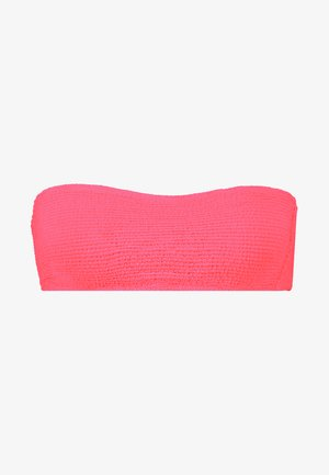 Bikini top - pink bright