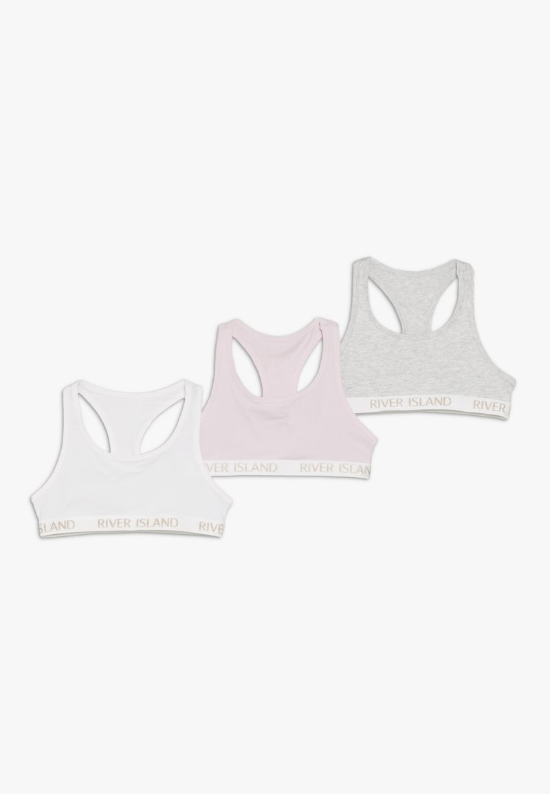 River Island - 3 PACK - Top - pink
