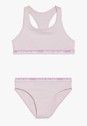 Underwear set - pink