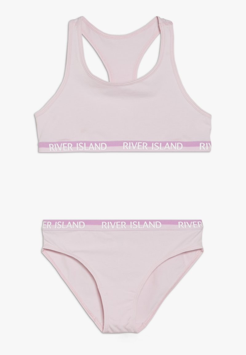 River Island - Unterwäsche Set - pink