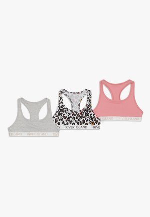 3 PACK - Bustier - pink