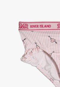 River Island - 5 PACK - Kalhotky/slipy - pink - 4