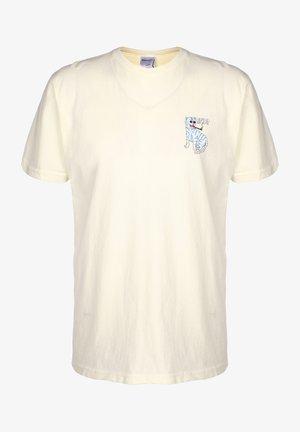 T-SHIRT COOL CAT - T-shirt print - natural