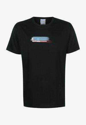 NERMHOG - T-shirt print - black