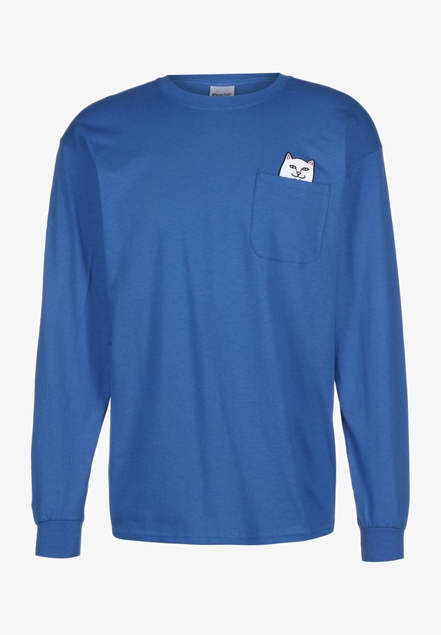 Longsleeve - royal