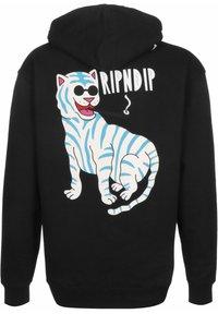 RIPNDIP - COOL CAT - Hoodie - black - 1