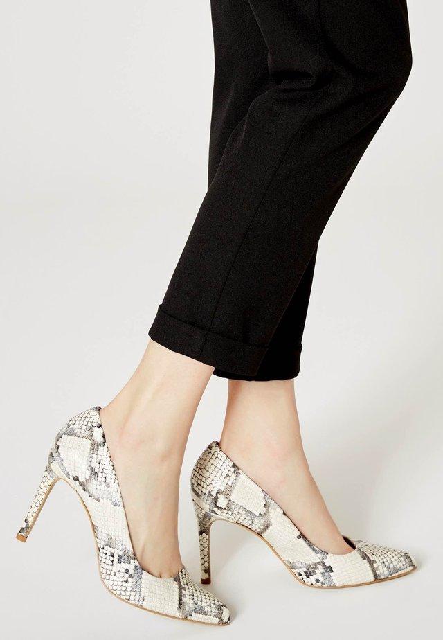 High heels - multi-coloured