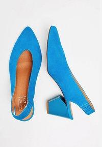 RISA - Ballerina's - turquoise - 2