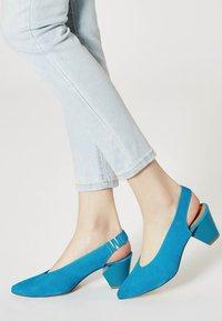 RISA - Ballerina's - turquoise - 0
