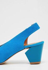 RISA - Ballerina's - turquoise - 6