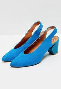 RISA - Ballerina's - turquoise - 3