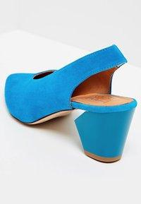 RISA - Ballerina's - turquoise - 4