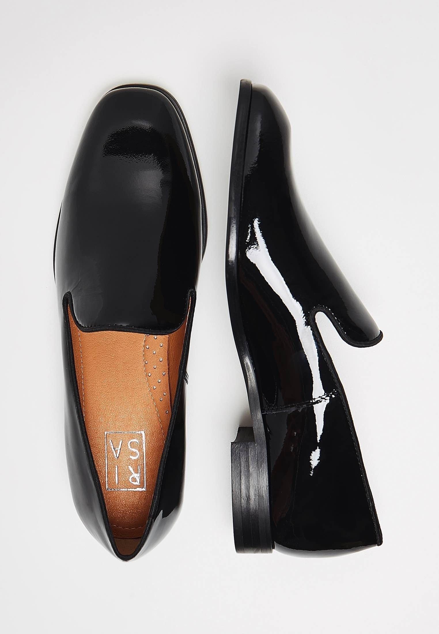 Slip ins black