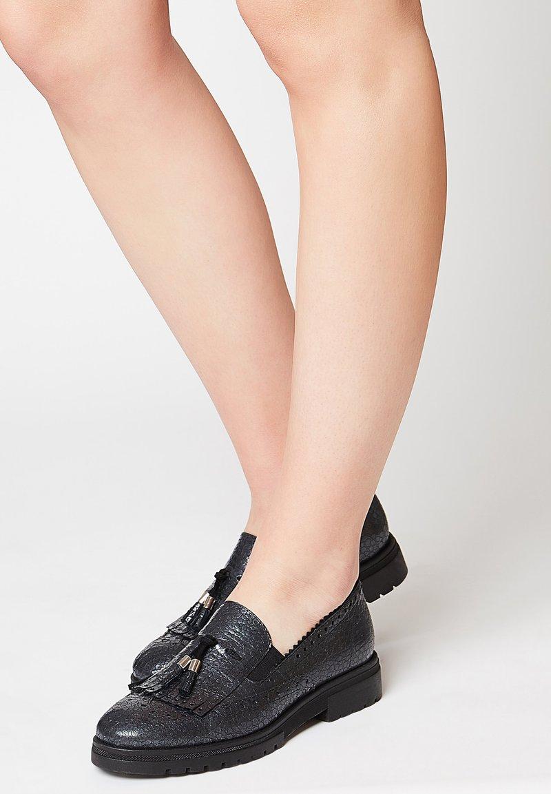 RISA - Slip-ins - dark grey