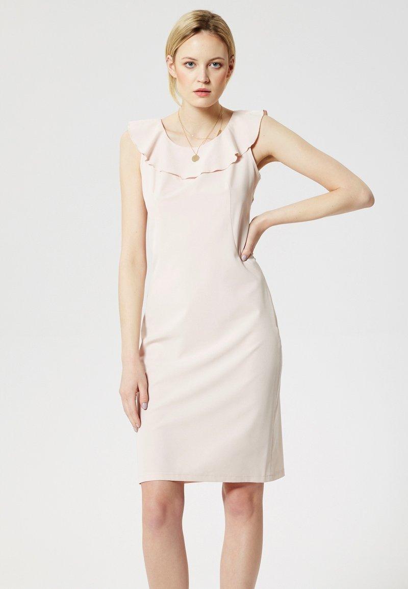 RISA - Robe fourreau - helles pink