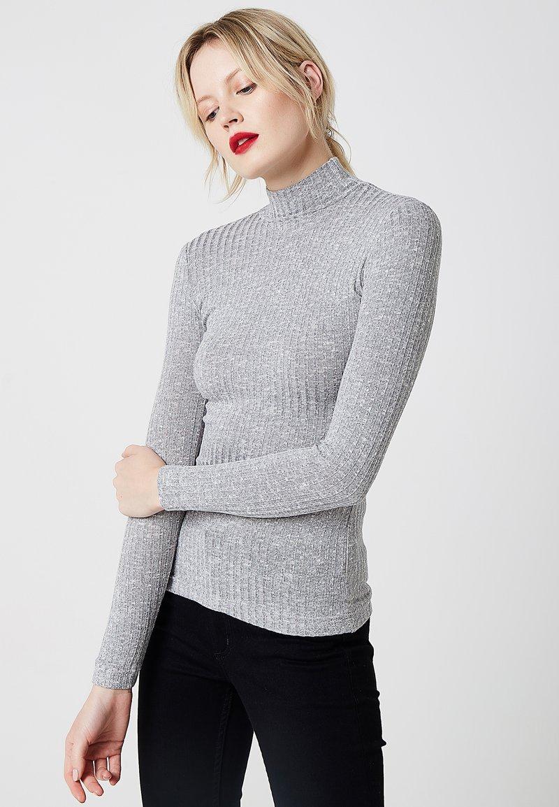 RISA - Pullover - grey