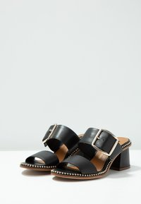 River Island Wide Fit - Sandaler - black - 4