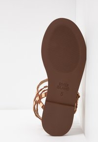 River Island Wide Fit - Sandals - tan - 6