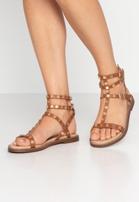 River Island Wide Fit - Sandals - tan - 0
