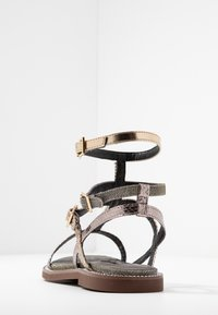 River Island Wide Fit - Sandals - bronze - 5