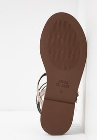 River Island Wide Fit - Sandals - bronze - 6
