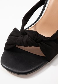 River Island Wide Fit - Sandals - black - 2