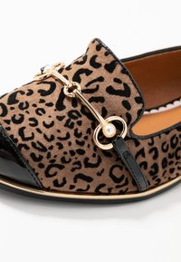 River Island Wide Fit - Instappers - brown - 2