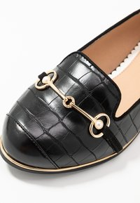 River Island Wide Fit - Instappers - black - 2