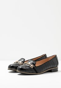 River Island Wide Fit - Instappers - black - 4