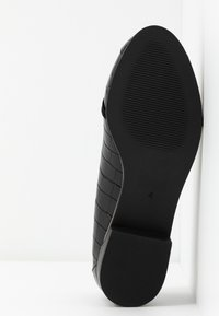River Island Wide Fit - Instappers - black - 6