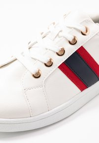 River Island Wide Fit - Sneakersy niskie - white - 2