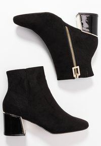 River Island Wide Fit - Ankle boots - black - 3