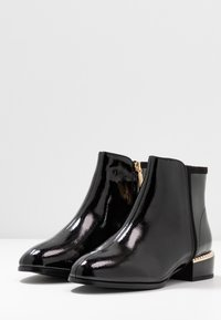 River Island Wide Fit - Ankle boots - black - 4