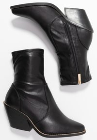 River Island Wide Fit - Classic ankle boots - black - 3