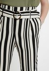River Island Plus - Trousers - black