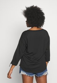 River Island Plus - Long sleeved top - black - 2