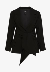 River Island Plus - Blazer - black - 0