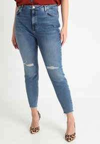 River Island Plus - Jeans Skinny - mid auth - 0