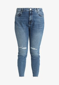 River Island Plus - Jeans Skinny - mid auth - 4