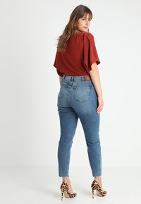 River Island Plus - Jeans Skinny - mid auth - 2