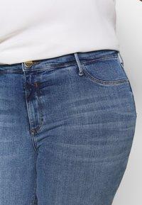River Island Plus - Jeans Skinny - dark blue - 4