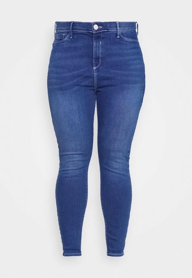 Jeans Skinny Fit - denim bright