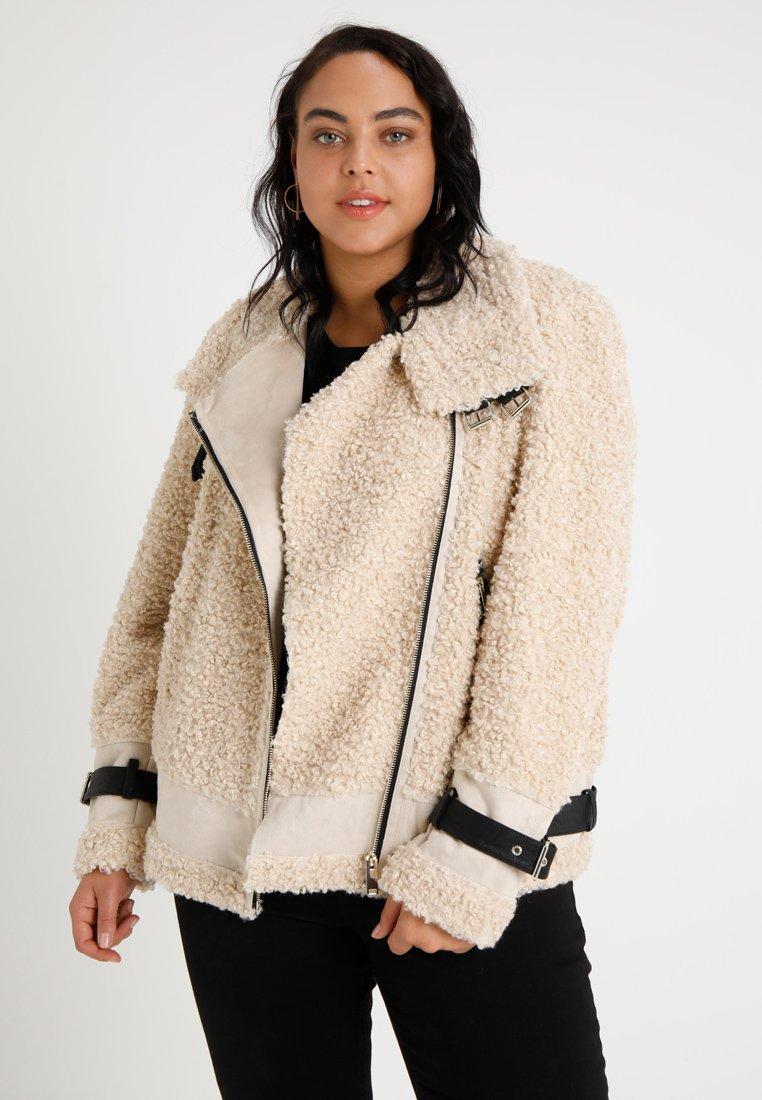 River Island Plus - Light jacket - brown