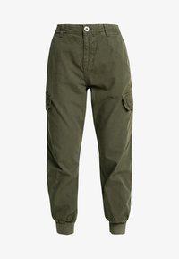 River Island Petite - Trousers - khaki - 5