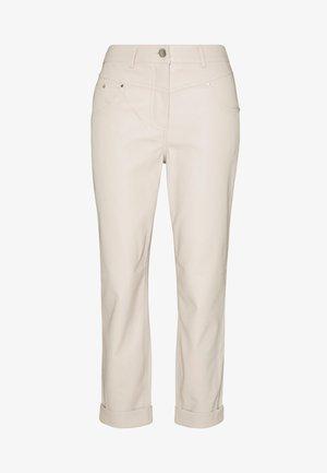 Trousers - bone