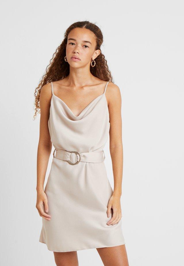 Sukienka letnia - stone