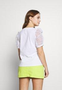 River Island Petite - T-shirts print - white - 2