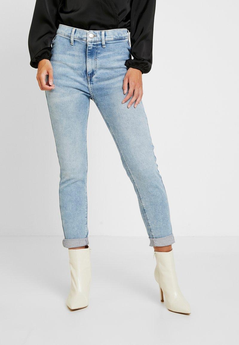 River Island Petite - Jeans Skinny Fit - light blue denim
